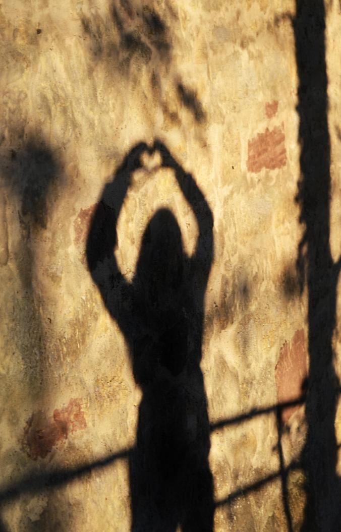 Ein Herz für mich, ein Herz für dich - Schattenspiele machen einfach Spaß!
