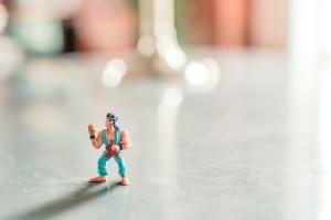 Karate Kid...