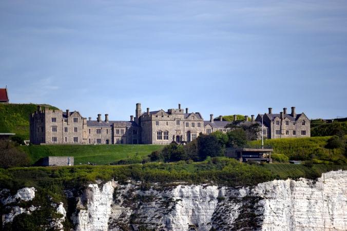 Ein Schloss am englischen Hafen...